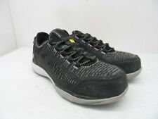 Skechers Work Women's 6359 Athletic Slip-Resistant Shoes Black/Purple Size 7.5M