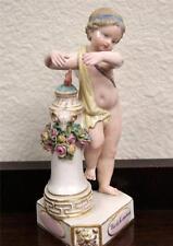 Meissen Painted Porcelain Figurine of Heart Treasurer Prix de la  Constanoe 1880