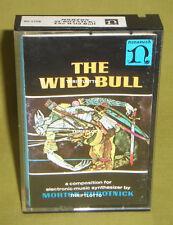 Morton Subotnick The Wild Bull Nonesuch N5-1208 mega rare cassette version