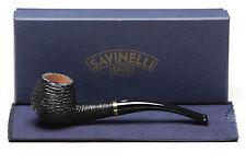 Savinelli Petite Rustic 626 Tobacco Pipe