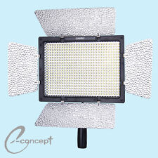 YONGNUO YN600L with 600pcs of 5500K LED Studio Video Light + AC Power Adapter