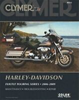 Harley-Davidson FLH/FLT Touring Series 2006-2009 by Clymer Publications Staff (2