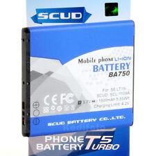 Batería Scud 1500mAh para Sony Xperia Arc LT15i, Arc S LT18i, Arc LY15a