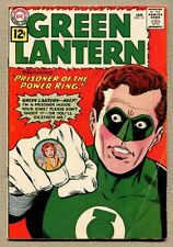 Green Lantern #10 - Prisoner of the Power Ring! - 1964 (Grade 7.0) WH