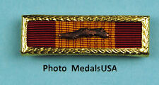 Vietnam Gallantry Cross Unit Citation Ribbon with palm Usn,Usmc,Usaf,Uscg