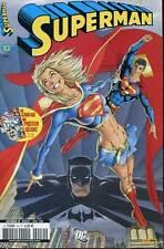 SUPERMAN N°10. PANINI. 2006. + POSTER GEANT 2/3