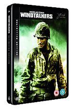 Windtalkers dvd Nicolas Cage, Christian Slater, Adam Beach, Frances O'connor, Pe