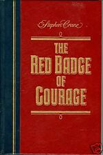 Stephen Crane - The Red Badge of Courage - HC 1988