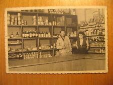 ~1940 altes Foto Tante Emma Laden Kramerladen