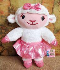 "NEW Doc McStuffins Friends Plush Lambie 7"" Stuffed Toy TY"