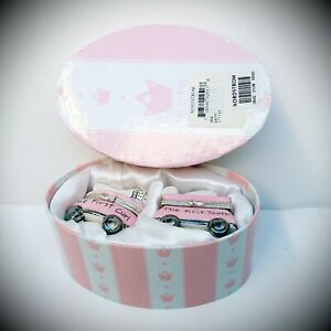 Mud Pie Little Princess First Tooth / Curl Box Set - NEW / Never Used