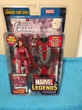Marvel Legends Scarlet Witch Legendary Rider Series 2005 Toybiz - NIP