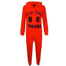 Vêtements orange pour garçon de 10 ans