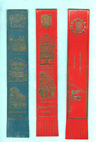 Leather Bookmark Exeter Cathedral Maritime Museum Steam Tug Canute