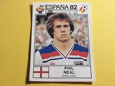 ENGLAND-Rec SPAGNA ESPANA /'82 THOMPSON Panini-Figurina-Sticker n 242
