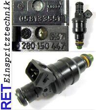 Einspritzdüse BOSCH 0280150447 AUDI 80 VW Passat 058133551 gereinigt & geprüft