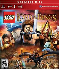 LEGO Lord of the Rings [PlayStation 3 PS3, Greatest Hits, Action Adventure] NEW