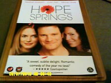 Hope Springs (Colin Firth, Heather Graham, Minnie Driver) A2 Movie Poster