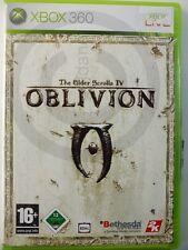 XBOX 360 SPIEL The Elder Scrolls IV Oblivion, usado pero BUENO