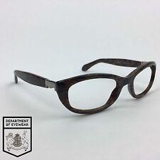2c392a9d234 MAX MARA eyeglass WOOD EFFECT frame CATS EYE Authentic. MOD  MM 86 S