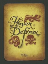 Pirates of the Seven Seas Haven Defense Walt Disney World Adventureland Card