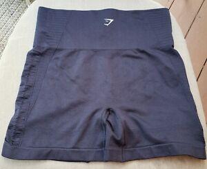 Gymshark Black Training Workout Shorts Sz L