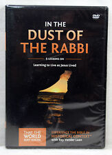 New In The Dust of The Rabbi DVD Faith Lessons 6 Ray Vander Laan Zondervan