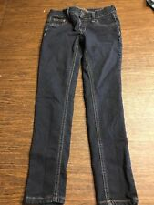 Justice Jeans Girl's Size 8 Simply Low Jeggings
