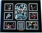New KISS Signed Limited Edition Memorabilia Framed