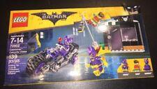Lego 70902 The Batman Movie Catwoman Cycle Chase NIB