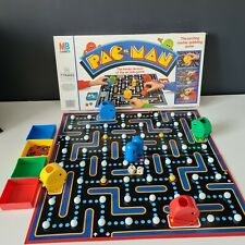 Vintage Pac-Man MB Games Board Game Namco Arcade Retro - 100% Complete