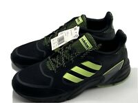 Adidas 90's Valasion Mens Sneakers EG5639 Black Green Size 10.5 New!