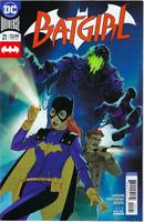 Batgirl #21 DC COMICS  BATMAN Variant Cover B 1ST PRINT BABS