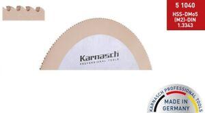 KARNASCH Metallkreissägeblatt, HSS-DMo5 Kx beschichtet