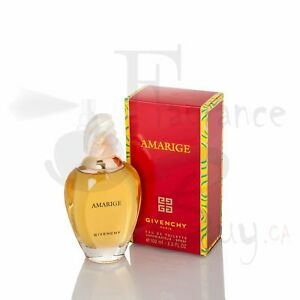 Givenchy Amarige W 100Ml Boxed