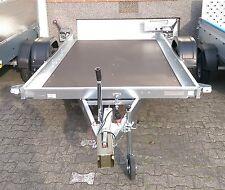 Neptun N13-305 1300kg Multitransporter PKW Auto-Anhänger kippbar Trailer Quad