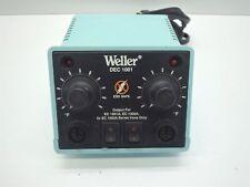 Weller Dec 1001 Electrostatic Dissipative Soldering Station
