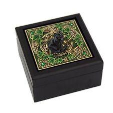 Pentagram Cat Tile Box