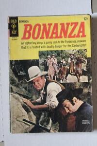 Bonanza (Gold Key)  11 VG SKUC25458 25% Off!