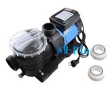 220V Sea Water Pump3434GPH for Swimming Pool Fish Pond Water Pump 250W