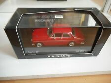 Minichamps Volvo 121 in Red on 1:43 in Box