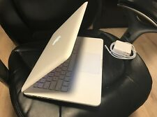 "Apple MacBook White 13"" 2.26GHz / 4GB Memory/New 500GB SSHD Hybrid/ Warranty"