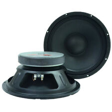"Seismic Audio 2 10"" Raw Speakers/Woofers Replacement Pro Audio Pa/Dj"