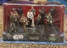 Rogue One Disney A Star Wars Story Deluxe pvc figure figurine play set NEW RARE