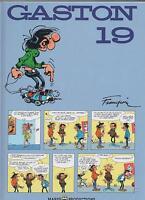 FRANQUIN. Gaston 19. Marsu Productions 1999. Edition originale. NEUF