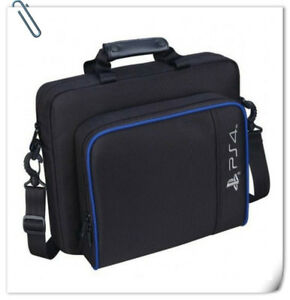 PS3 PS4 Fat Slim Protective Protector Travel Bag