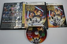PC STAR WARS THE CLONE WARS HEROES DE LA REPUBLICA COMPLETO PAL ESPAÑA