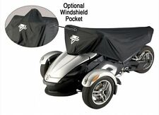 Abdeckplane Cover Pelerine CAN-AM Spyder RS Regenschuitz Wetterschutz Garage