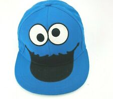 Cookie Monster Baseball Hat Cap~Fitted Size: S/M~Sesame Street