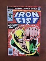 Iron Fist #8 (1976) 8.0 VF Marvel Bronze Age Comic Book 1st App Chaka High Grade